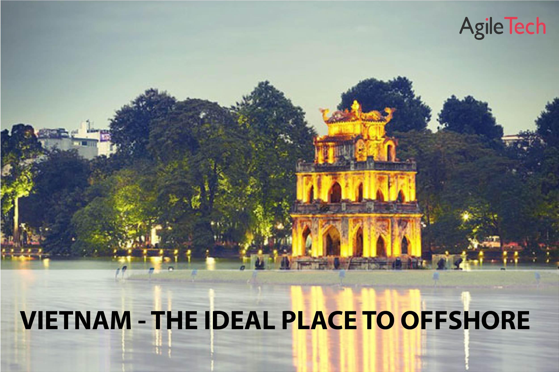 Offshore company in Vietnam Agiletech Vietnam