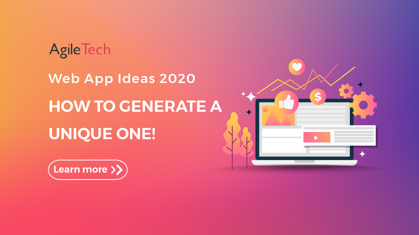 generate app ideas 2020 agiletech