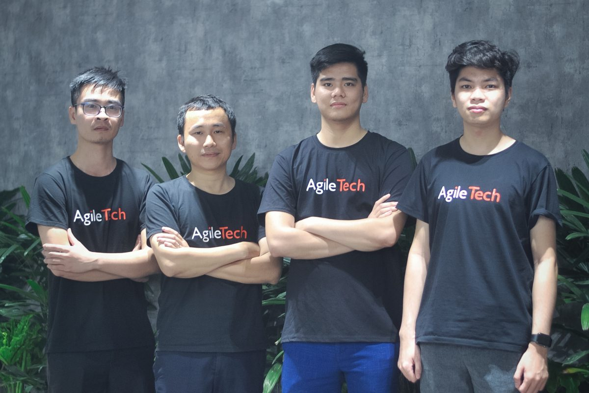 Agiletech Vietnam team -about us