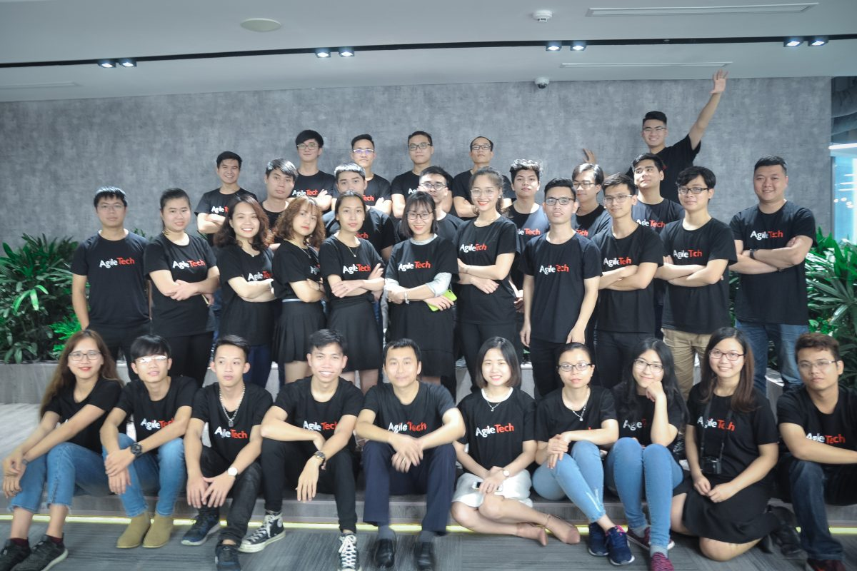 Agiletech Vietnam team -about us 2