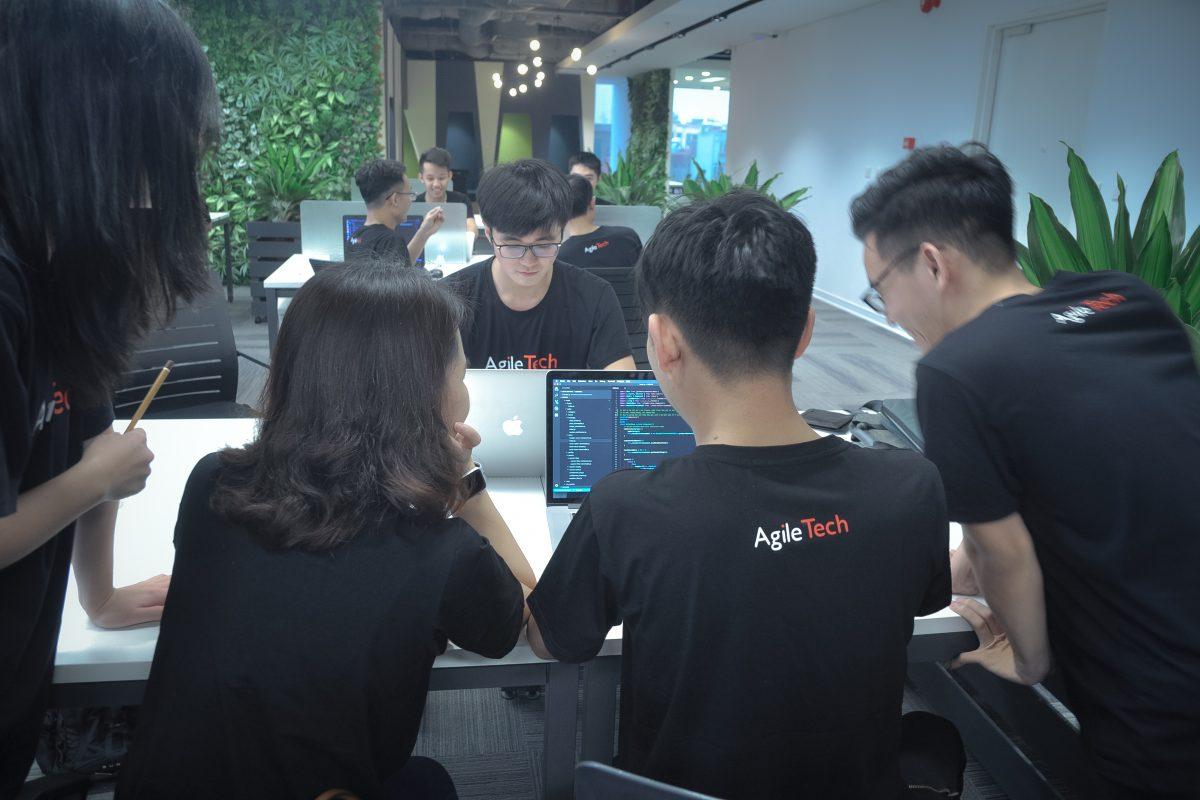 Agiletech Vietnam team -about us 4