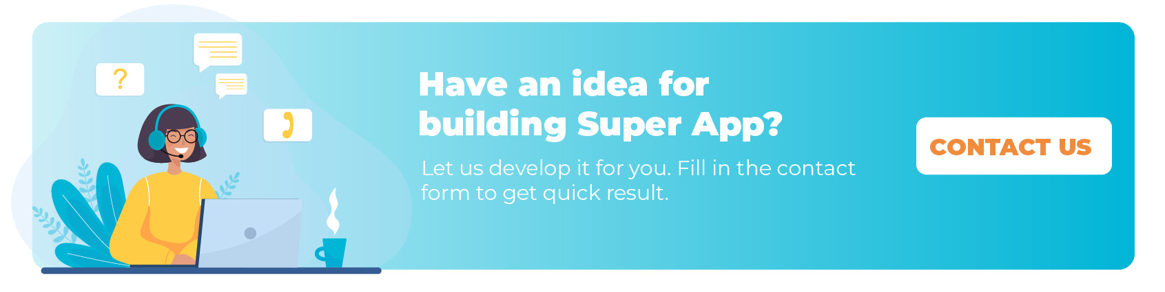 how to build a super app, contact us, agiletech