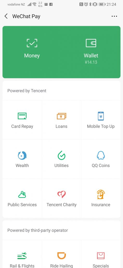 examples of super app