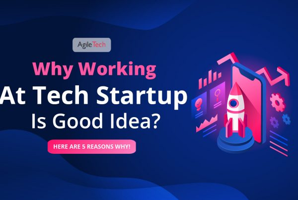 5 reasons why should work at startup