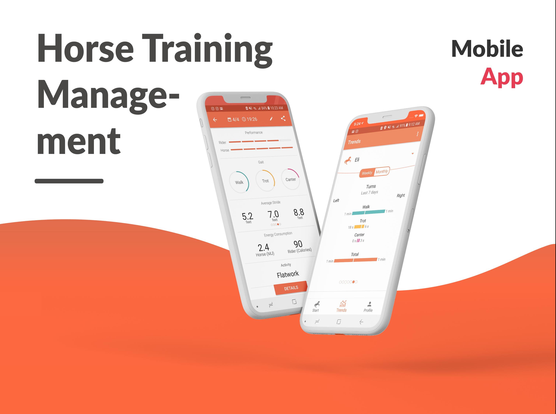 Horse Training App