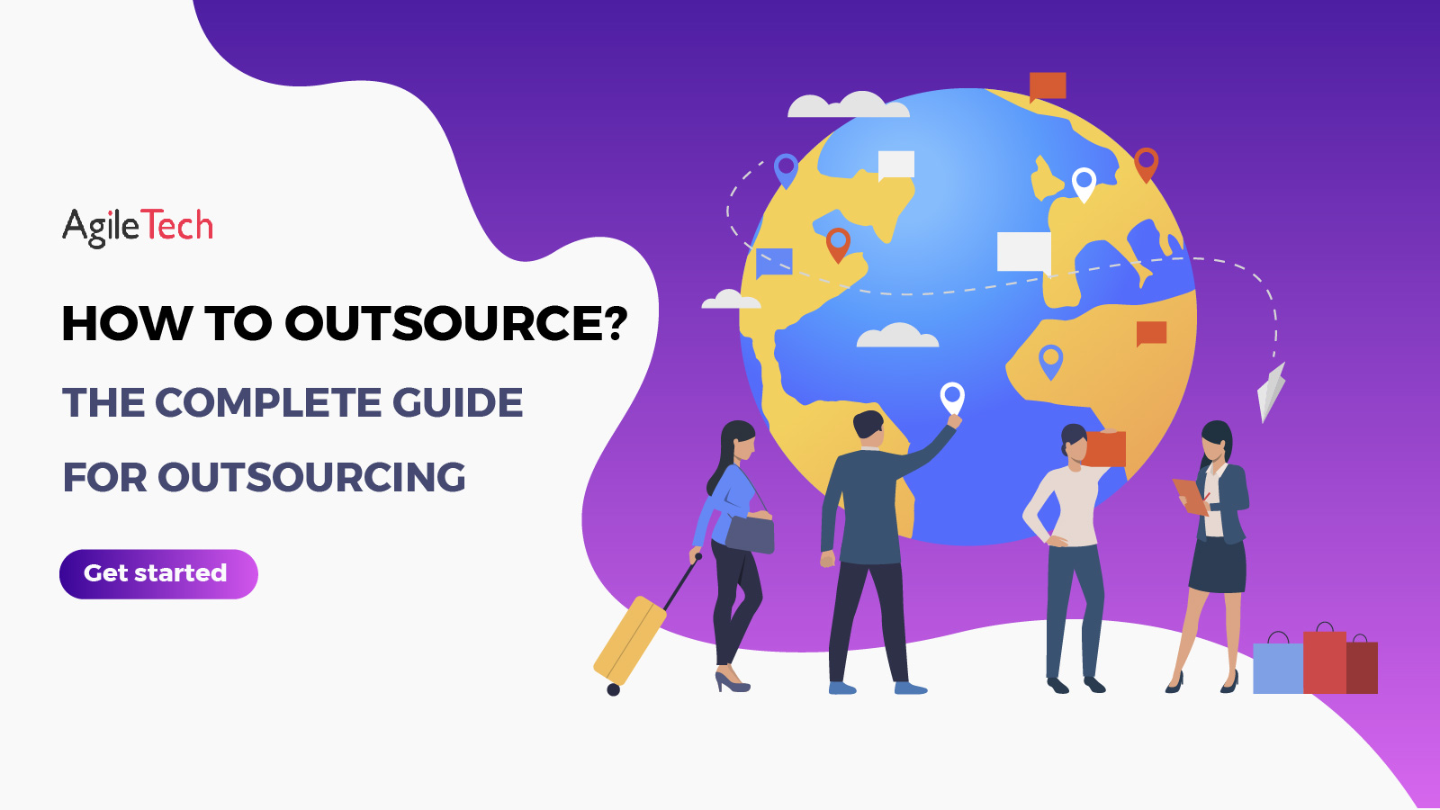 How to outsource software development? The complete guide for outsourcing quality outsourcing company in vietnam by agiletech