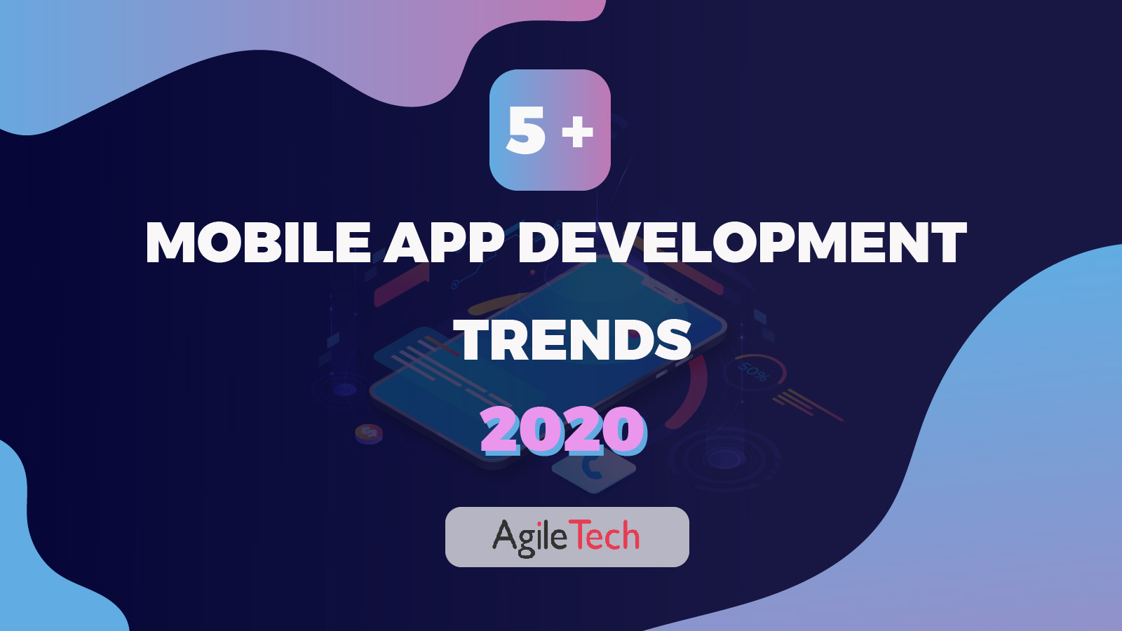top mobile app trends development 2020