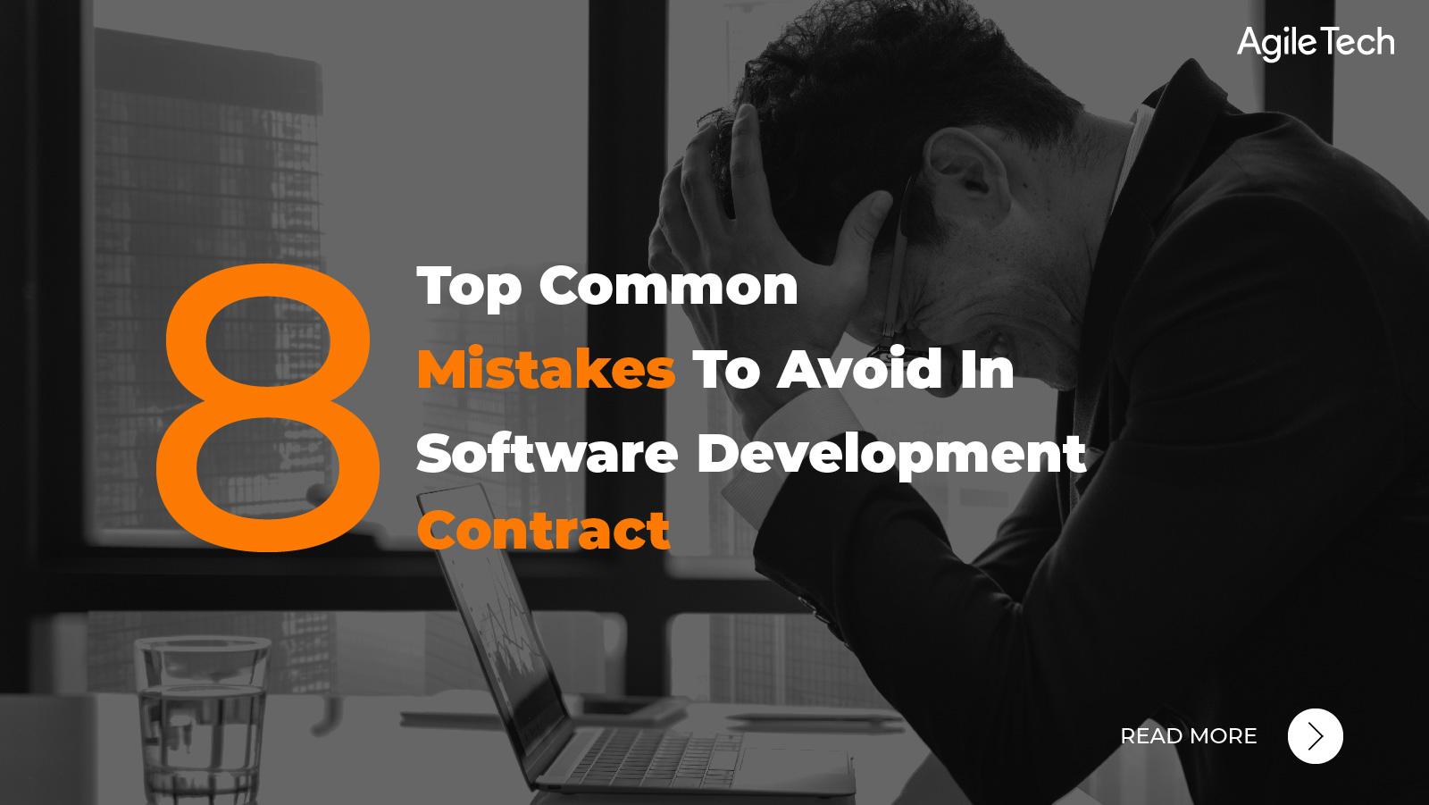 software development contract, custom software development agreement, software development checklist, how to avoid mistakes in software outsourcing contract, agiletech
