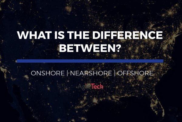 what is the difference between nearshore onshore offshore agiletech