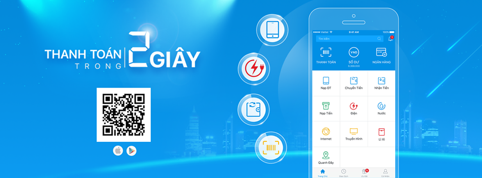 ZaloPay is a super app, mobile payment application, with use cases for daily life and business needs launched in 2017.
