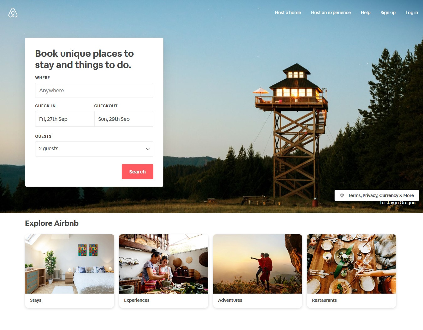 how to create an online marketplace website like Airbnb by AgileTech