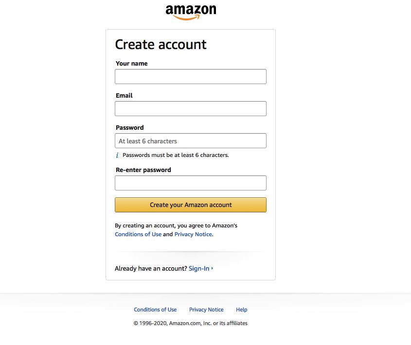 registration amazon marketplace website