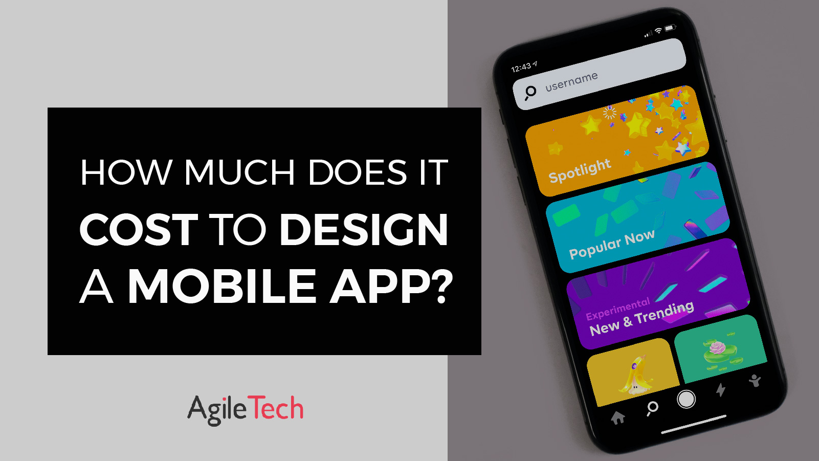 app design cost how much does it cost to design app app development cost 2020 agiletech