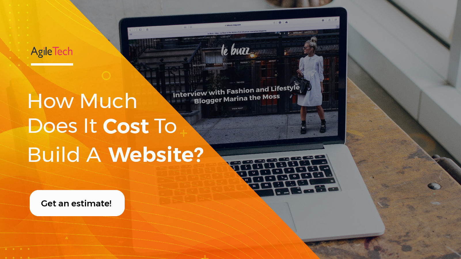 how much does a website cost with website design cost web cost breakdown and website cost calculator price guide 2020 by agiletech