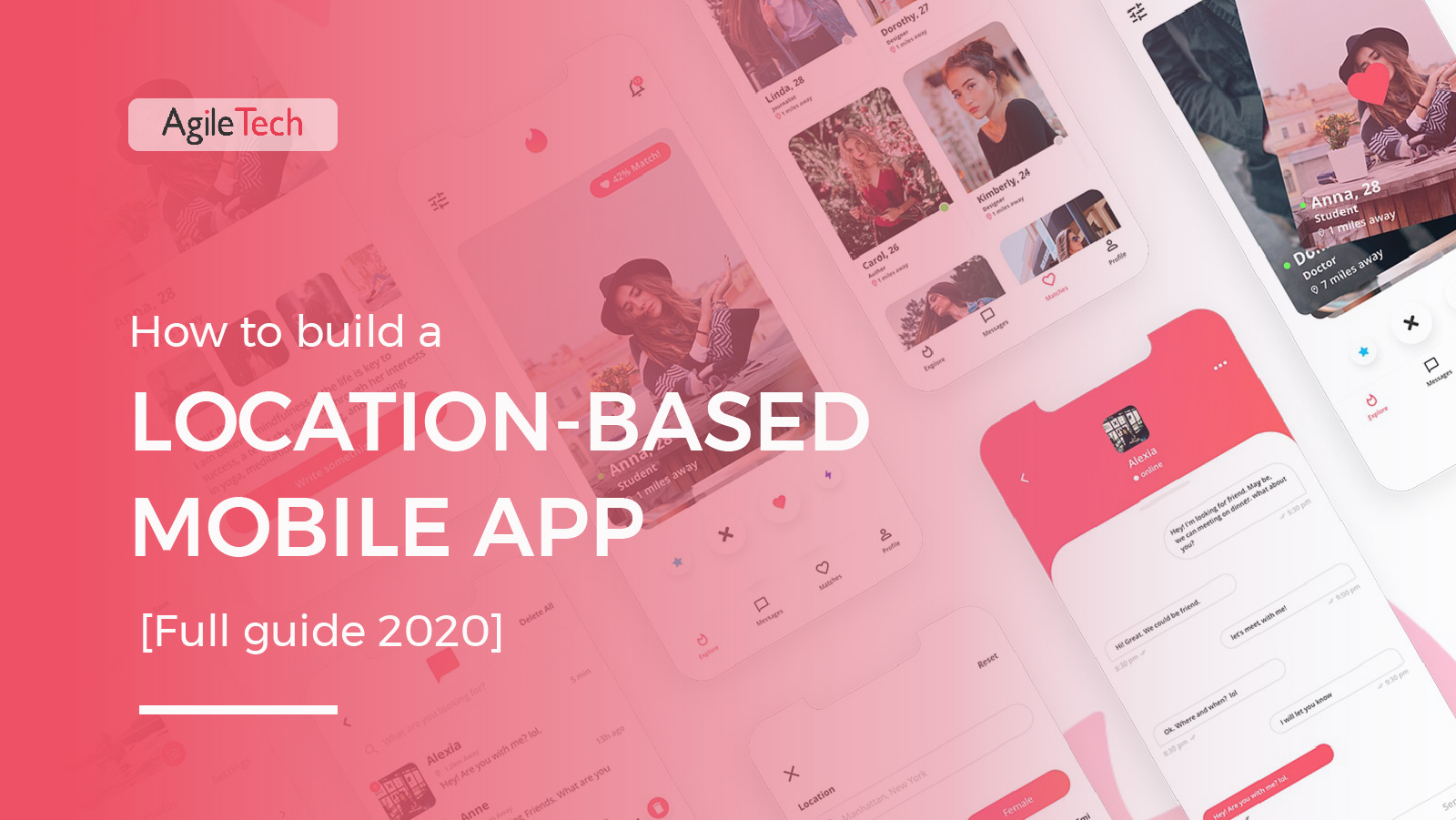 location based app how to build geolocation app guide 2020 agiletech