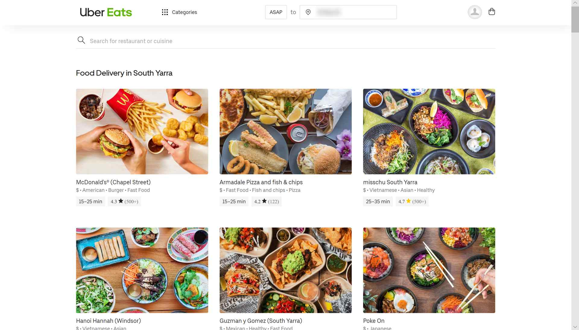 what is uber eats and how does it work