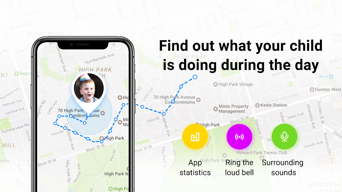 find my kids location tracking app for kids and family