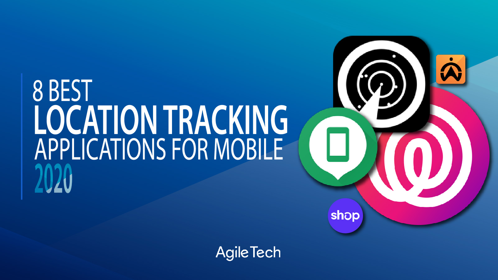 top best free location tracking apps for android and iphone to track GPS by agiletech offshore software company