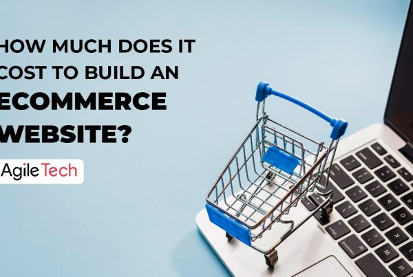 how much does it cost to build an ecommerce website and how to build your successful online store by agiletech software development company in Vietnam