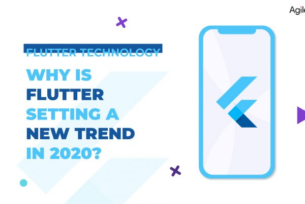 flutter, flutter vs react native, why is flutter setting new app development trend in 2020