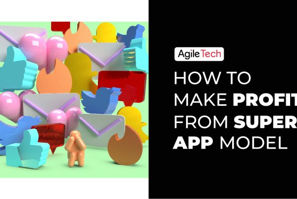 super app strategy, super app business model, list of successful super app, how to get profit from super app model, agiletech