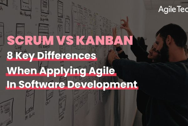 scrum vs kanban, the difference between agile scrum and kanban, scrum vs kanban which is better, agile sdlc